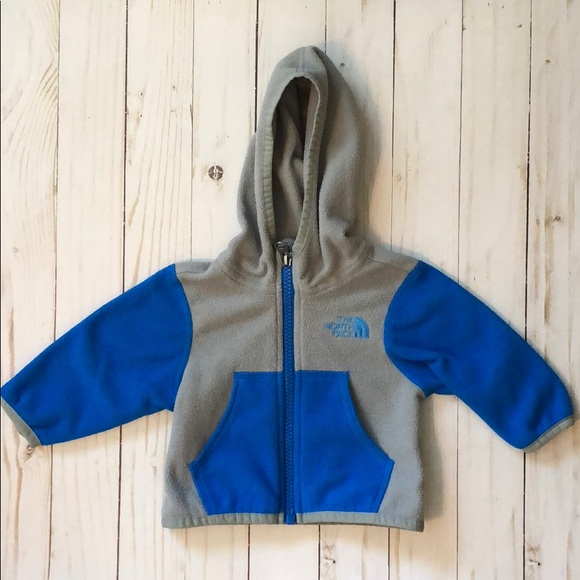 b36fa5716 The North Face fleece jacket 0-3 months boy